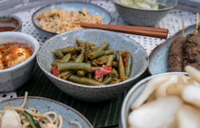 [Translate to Deutsch:] Pure Bali food